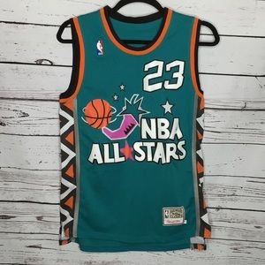 Michael Jordan nostalgia jersey